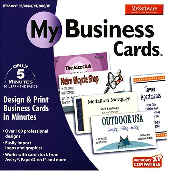 Amazon my business cards image unavailable image not available for color my business cards colourmoves
