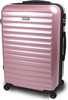 745b162190 スーツケース 3サイズ( 大型 ・ 中型 ・ 小型 ) 超軽量 キャリーバッグ TSAロック 【 ヴィアーノ2020 ダブルファスナ…
