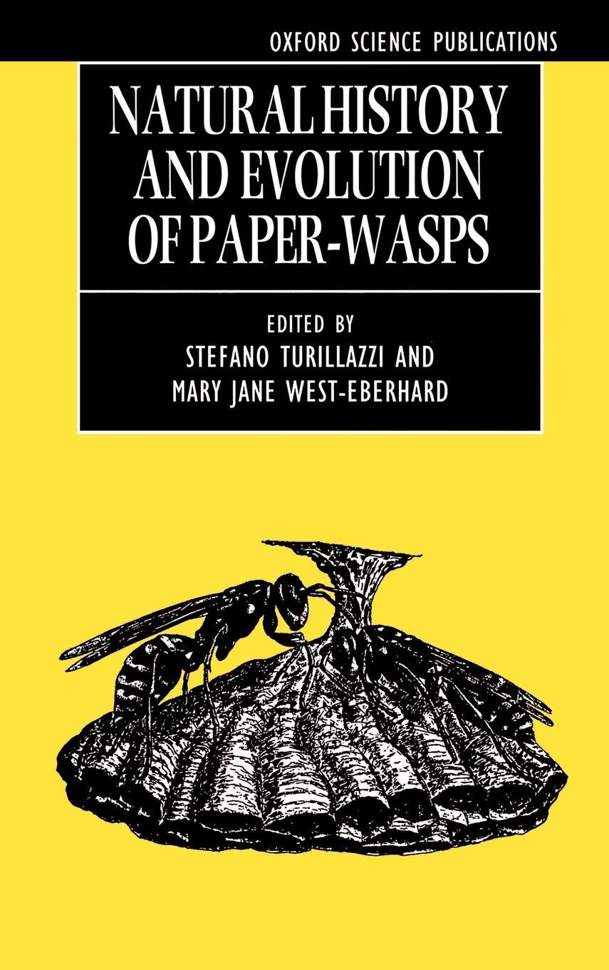 Natural History and Evolution of Paper-Wasps (Oxford Science Publications) by Brand: Oxford University Press, USA (Image #1)