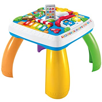Fisher price smart stages, bilingual, and table DYM68