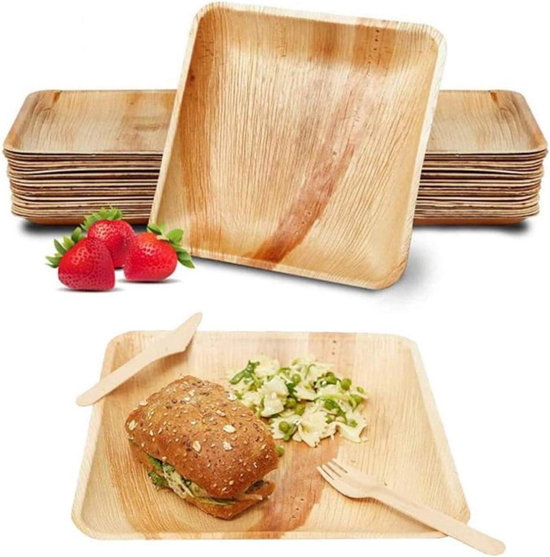 Disposable Palm Leaf Plates