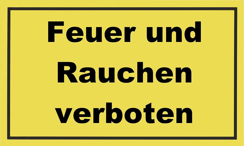 Verbotsschild Metafranc Hinweisschild Zutritt verboten! Beschilderung Grundst/ückskennzeichnung Privatgrundst/ück Gewerbekennzeichnung Zutrittsverbot Infoschild 250 x 150 mm 503770