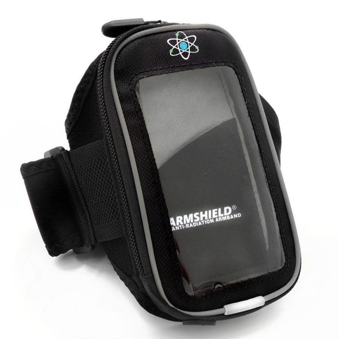 ARMSHIELD The Anti-Radiation Sports Workout Running Armband Cell Phone (Large) fits Phones up to 6''