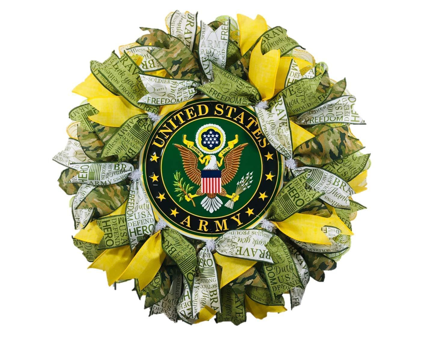 US Army Wreath 24