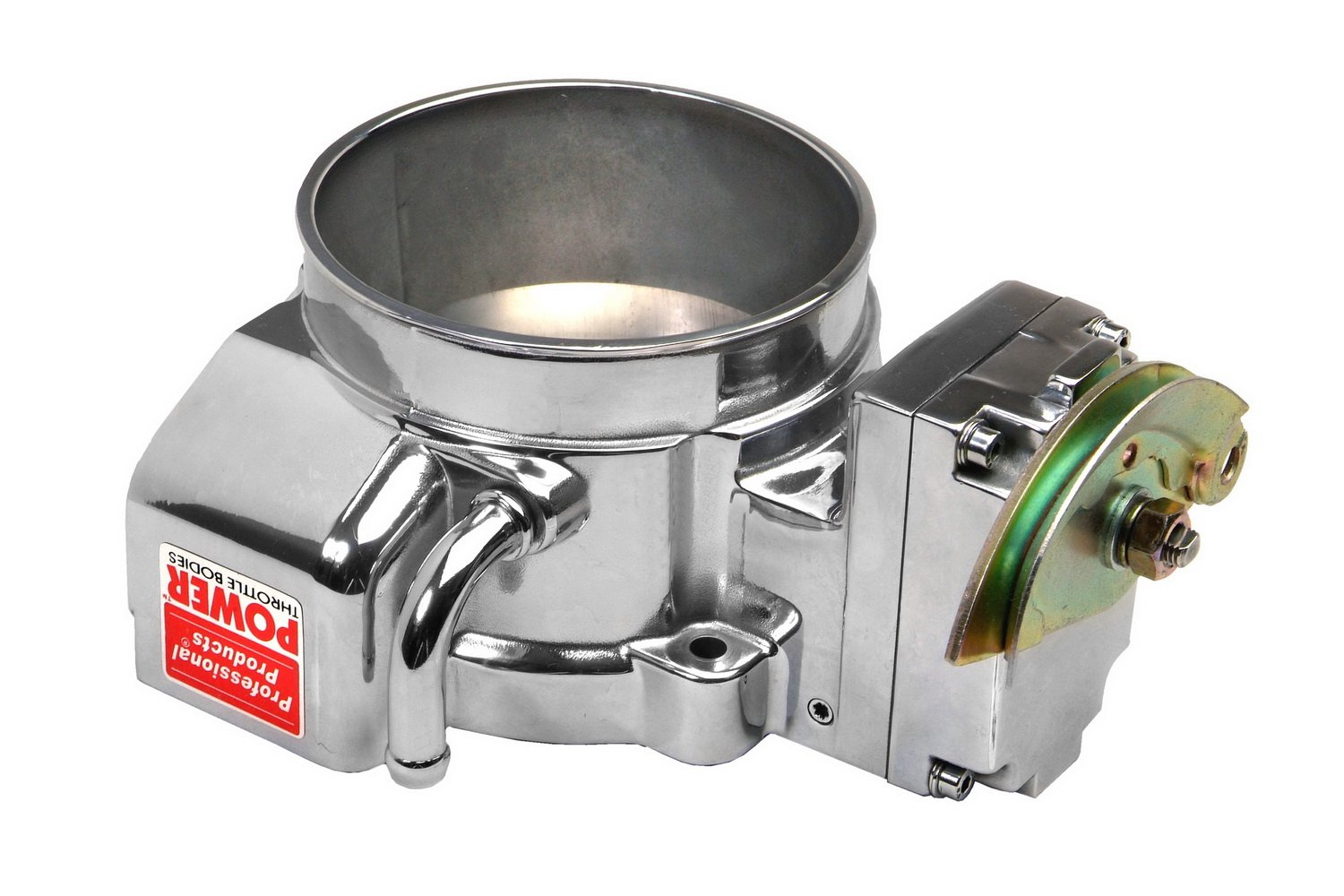 Professional Products (69728) 96mm Polished Throttle Body for Chevrolet/GM LS2 by Professional Products