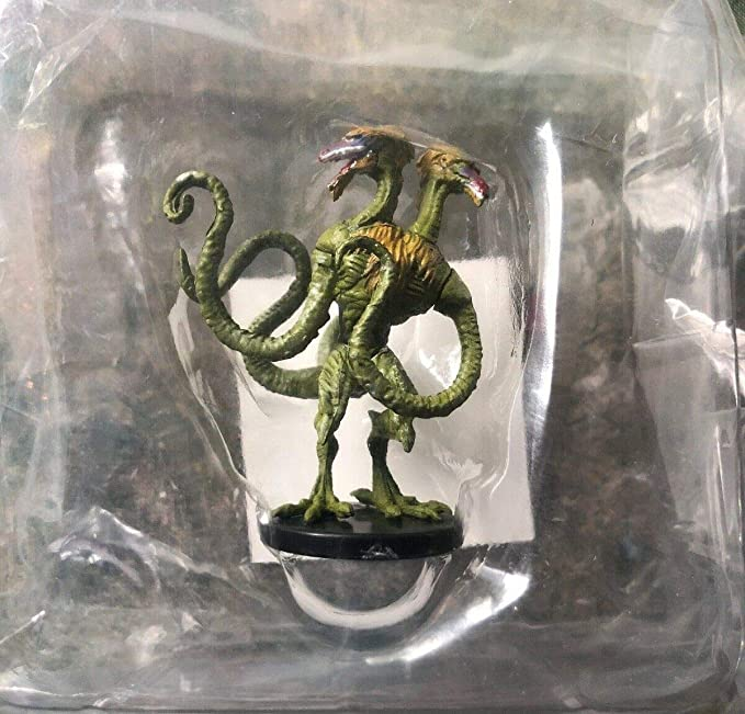 DUNGEONS AND DRAGONS: MINIATURES ICONS OF THE REALMS - CLASSIC CREATURES DEMOGORGON PROMO #10: Amazon.es: Juguetes y juegos