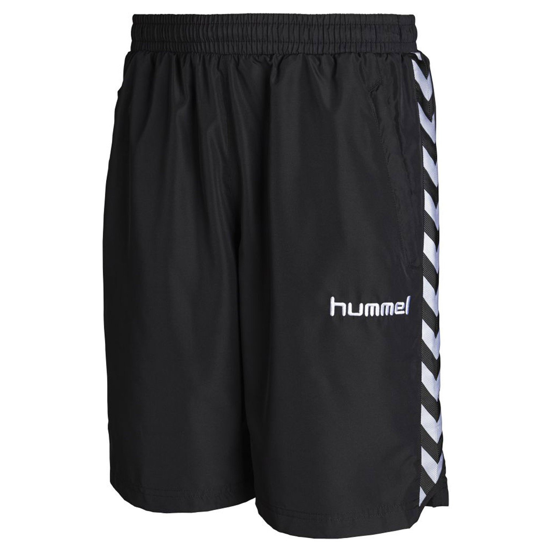Hummel stay Authentic pantalones cortos, color - negro, tamaño 14 ...
