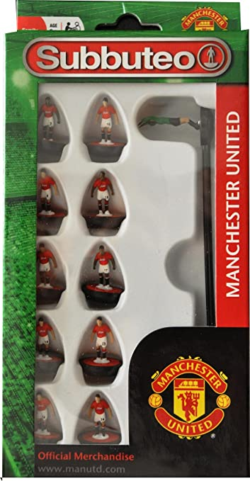 4 opinioni per Paul Lamond Subbuteo Squadra di Manchester United