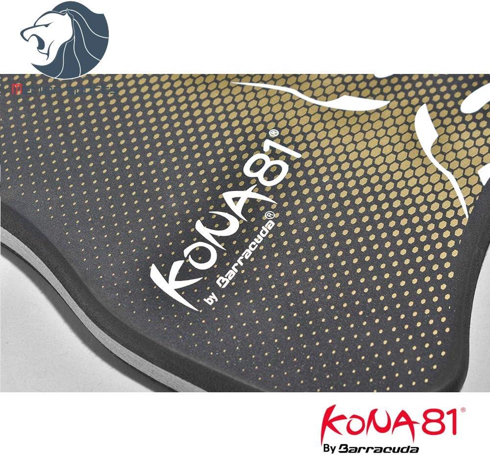 Chlorine-proof for Adults Teens KONA81 Accessories AQUASAFARI Kickboard Floating Buoy Swim Training Aid EVA