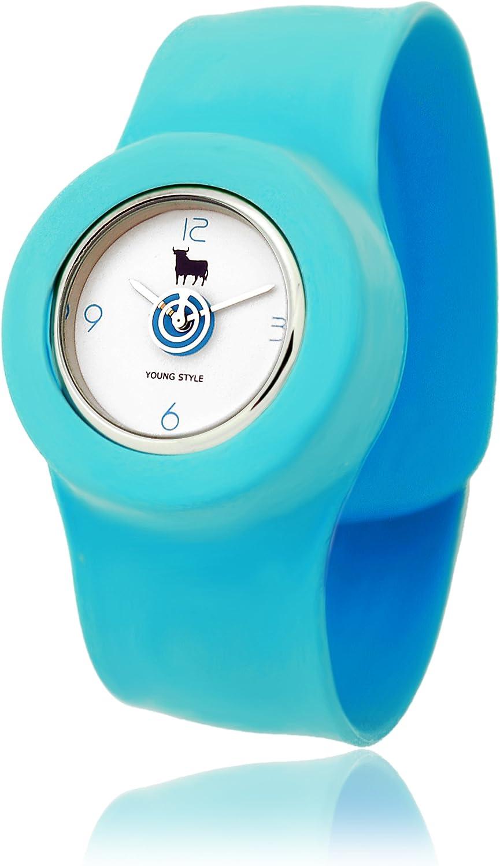 Toro Watch Reloj con Movimiento japonés Enrollado TO-1053 44 millimeters