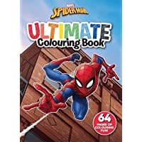 Spider-Man: Ultimate Colouring Book (Marvel)