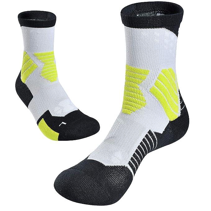 Amazon.com: ROUSSIL - Calcetines de compresión para hombre ...