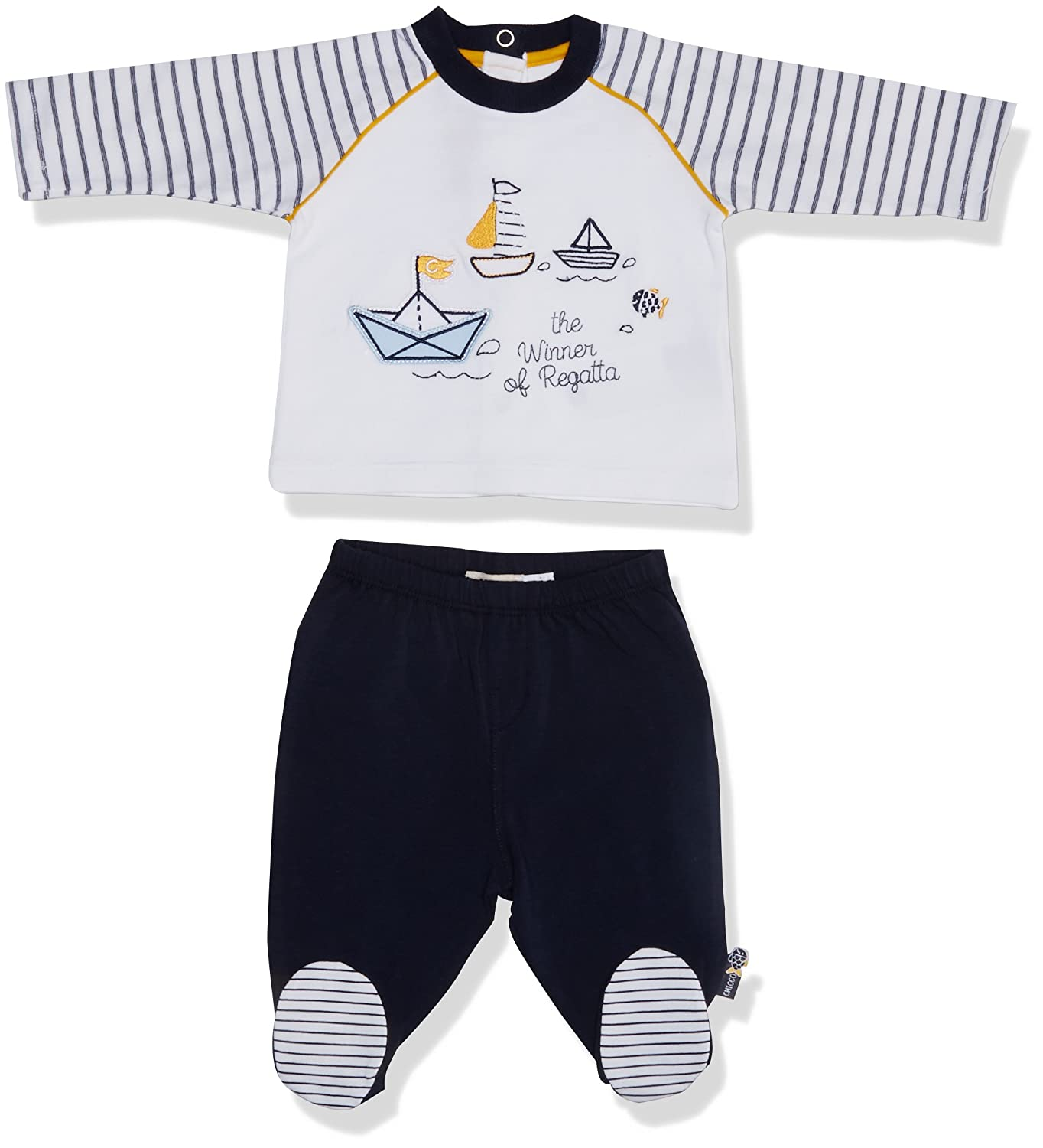 Chicco Baby Boys' Playsuit 09077676000000