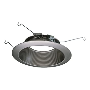 Amazon halo recessed 693snb 6 inch led baffle recessed lighting halo recessed 693snb 6 inch led baffle recessed lighting trim mozeypictures Image collections