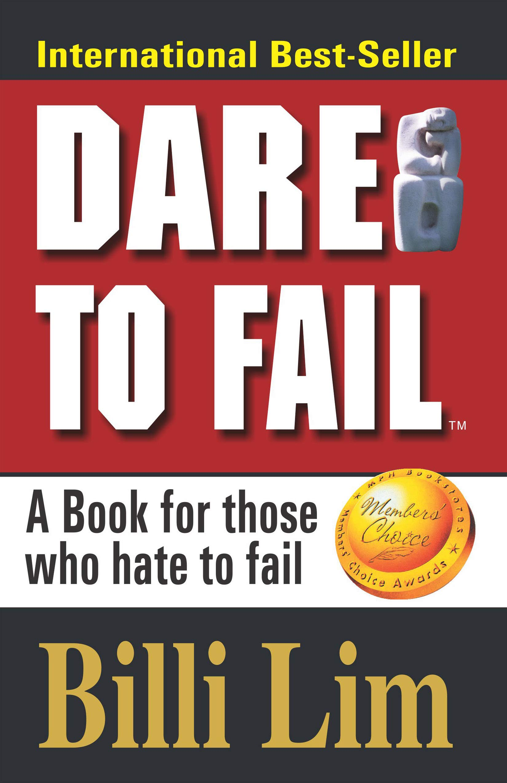 Buy Dare to Fail: A Book for those who Hate to Fail! Book Online ...