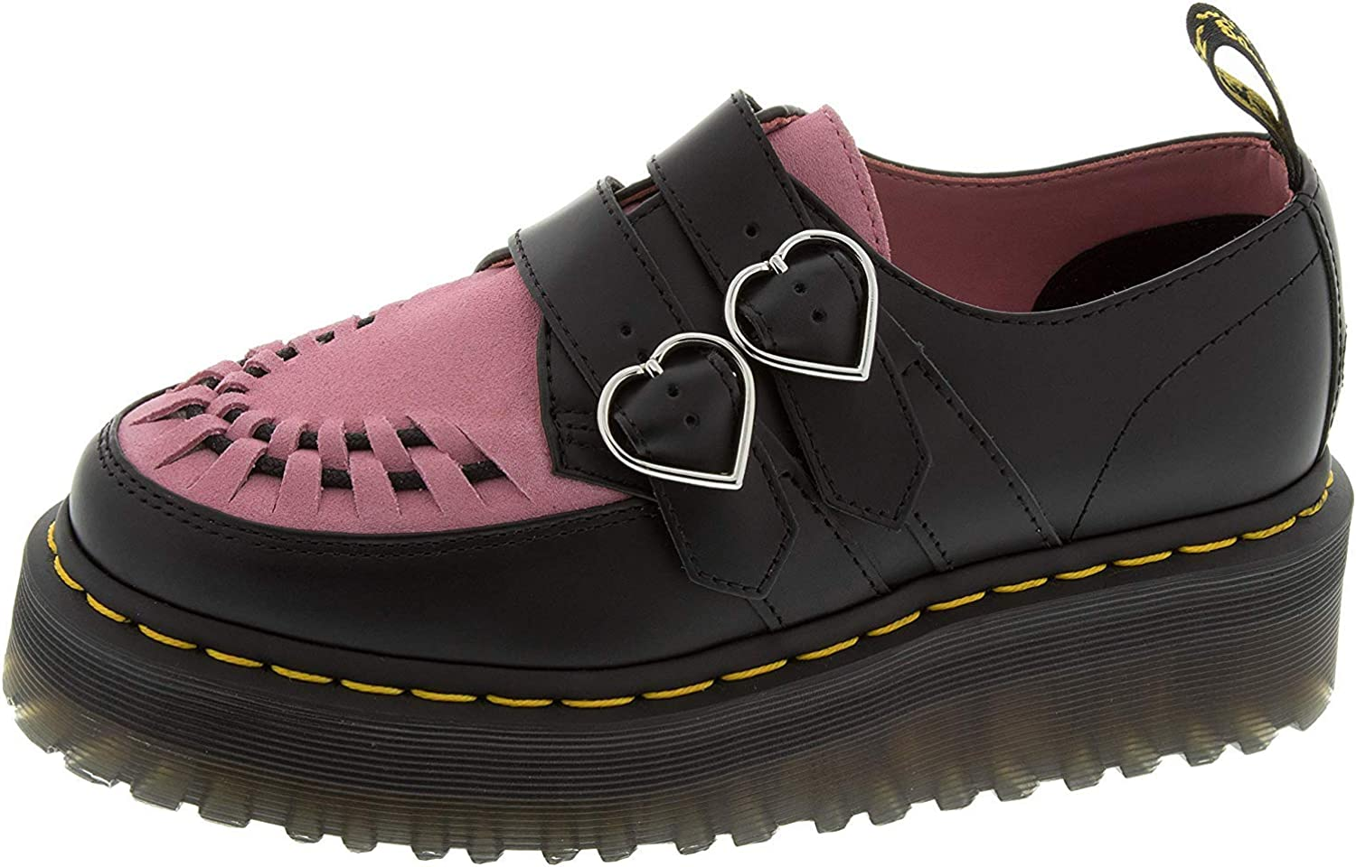 Find the Best Deals on Women's Dr. Martens X Lazy Oaf Buckle