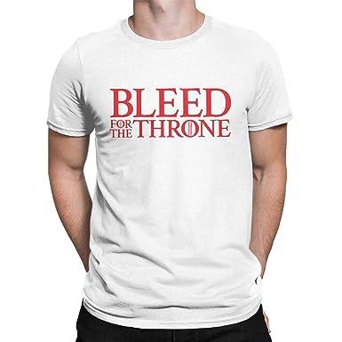 Sangrar por el Trono Gráfico T Shirt Juego de Tronos de la Serie ...