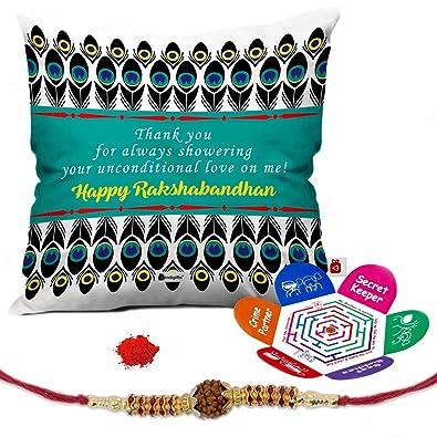 Indi ts Raksha Bandhan Gifts for Brother Set of Happy