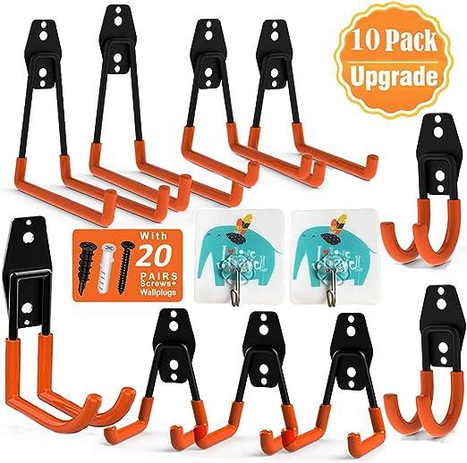 Pack de 10 ganchos para herramientas