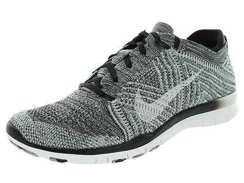 timeless design 3b4b0 42daf Nike Women s WMNS Free Tr Flyknit Gymnastics Shoes  Amazon.co.uk  Shoes    Bags