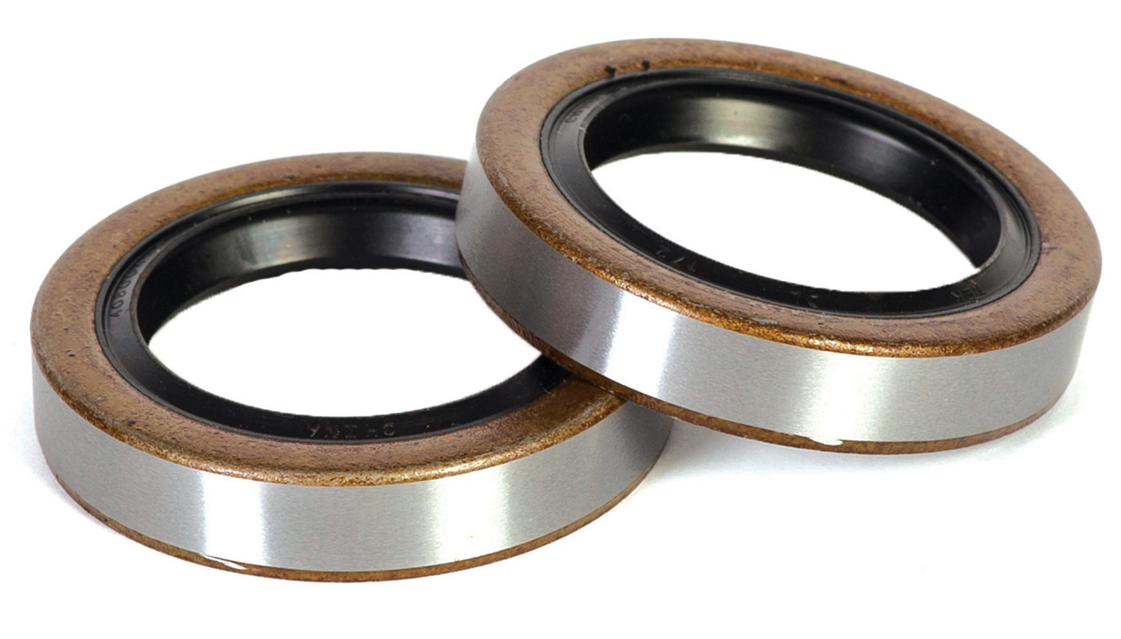 Husky 30828 Grease Seal for 10'' x 2.25'' Hub Drum and Idler Hubs, (Pack of 2)