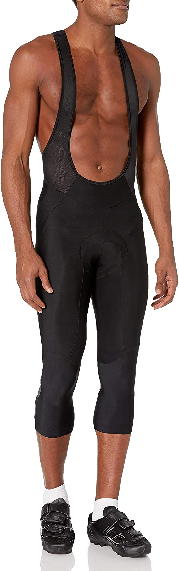 Sparx Men Cycling 3//4 Bib Tight Bike Knickers Bicycle Pants CoolMax Padded 1171