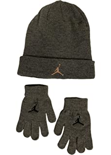 433601ce55bfa Amazon.com  Jordan Reflections Blue Lagoon Reversible Boys Beanie ...