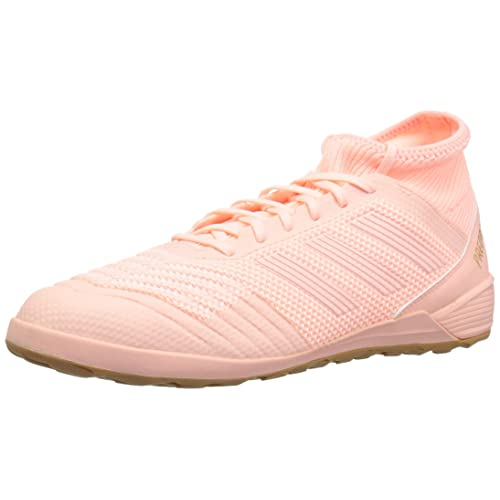 Women ADIDAS F5 IN G61539 WOMEN'S INDOOR SOCCER SHOES PINK