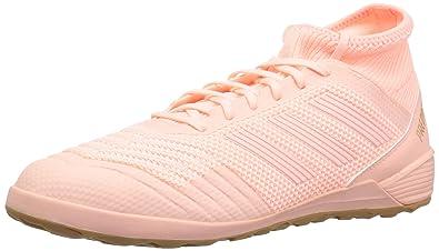 a4843746464a7a adidas Men s Predator Tango 18.3 Indoor Soccer Shoe Clear Orange