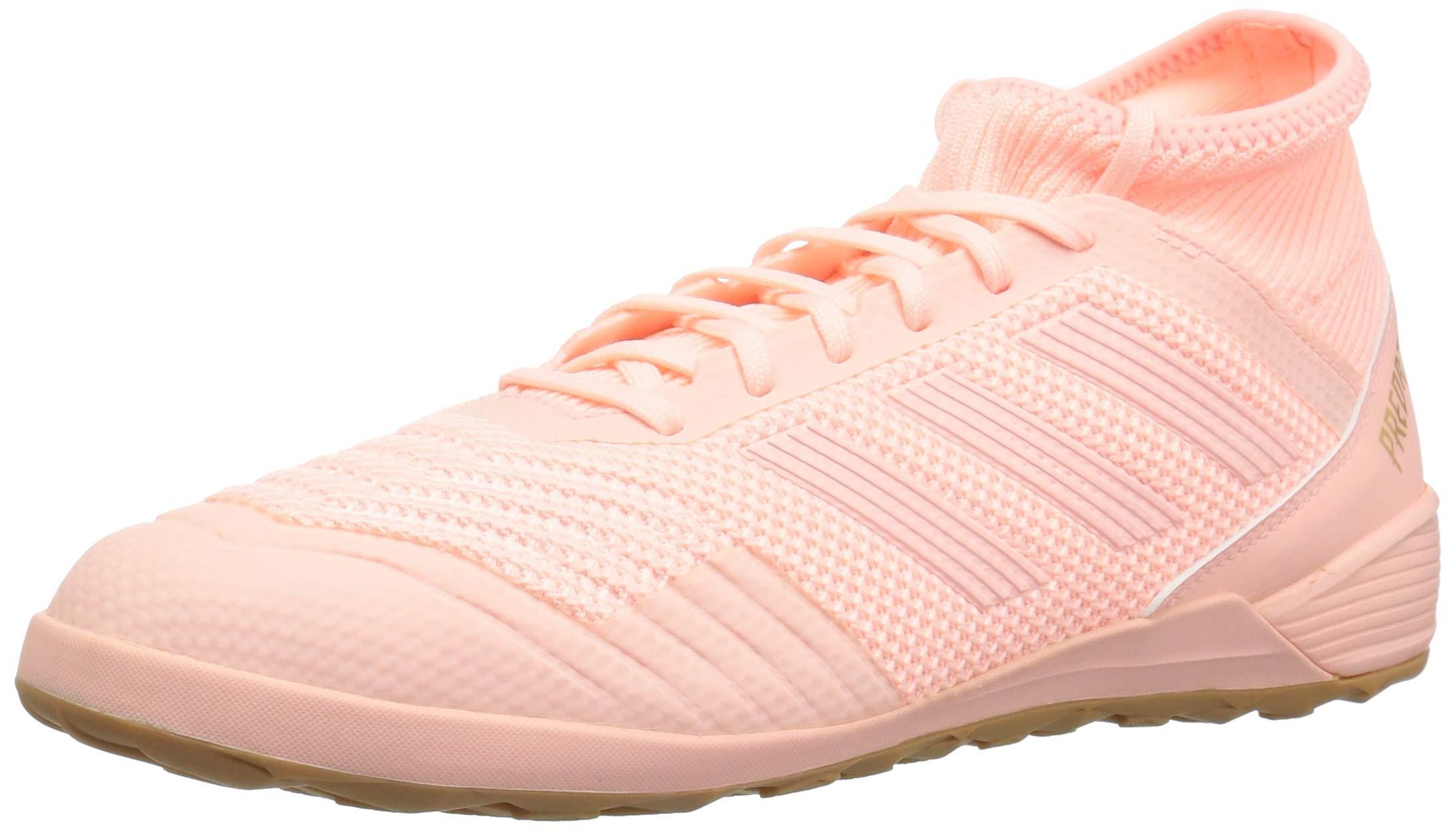 buy popular 146d6 132f8 Galleon - Adidas Men s Predator Tango 18.3 Indoor Soccer Shoe Clear Orange,  13 M US