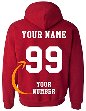 Image Unavailable. Image not available for. Color  MavenTee Men Women  Custom Hoodie ... 2609fa5712