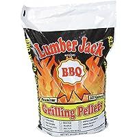 Lumber Jack 100% Hardwood Grilling Smoker Pellets, Pecan Blend, 20 LB