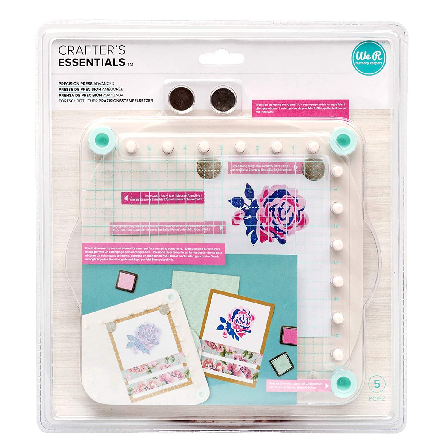 We R Memory Keepers Precision Press Advanced- American Crafts 660265