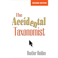 The Accidental Taxonomist (English Edition)