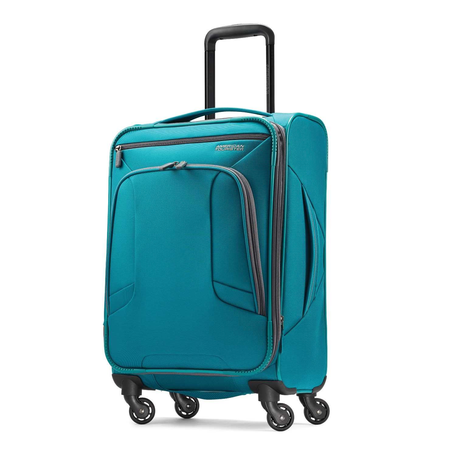 American Tourister Carry-On, Teal by American Tourister