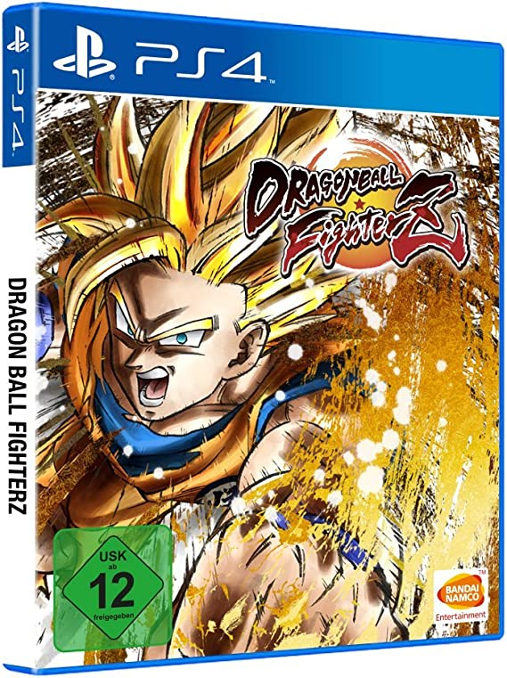 Dragon Ball FighterZ - PlayStation 4 [Importación alemana]: Amazon ...