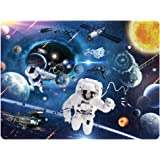 Kids Puzzle for Kids Ages 4-8 Solar System Floor Puzzle Raising Children Recognition Promotes Hand Eye Coordinatio (Glow…