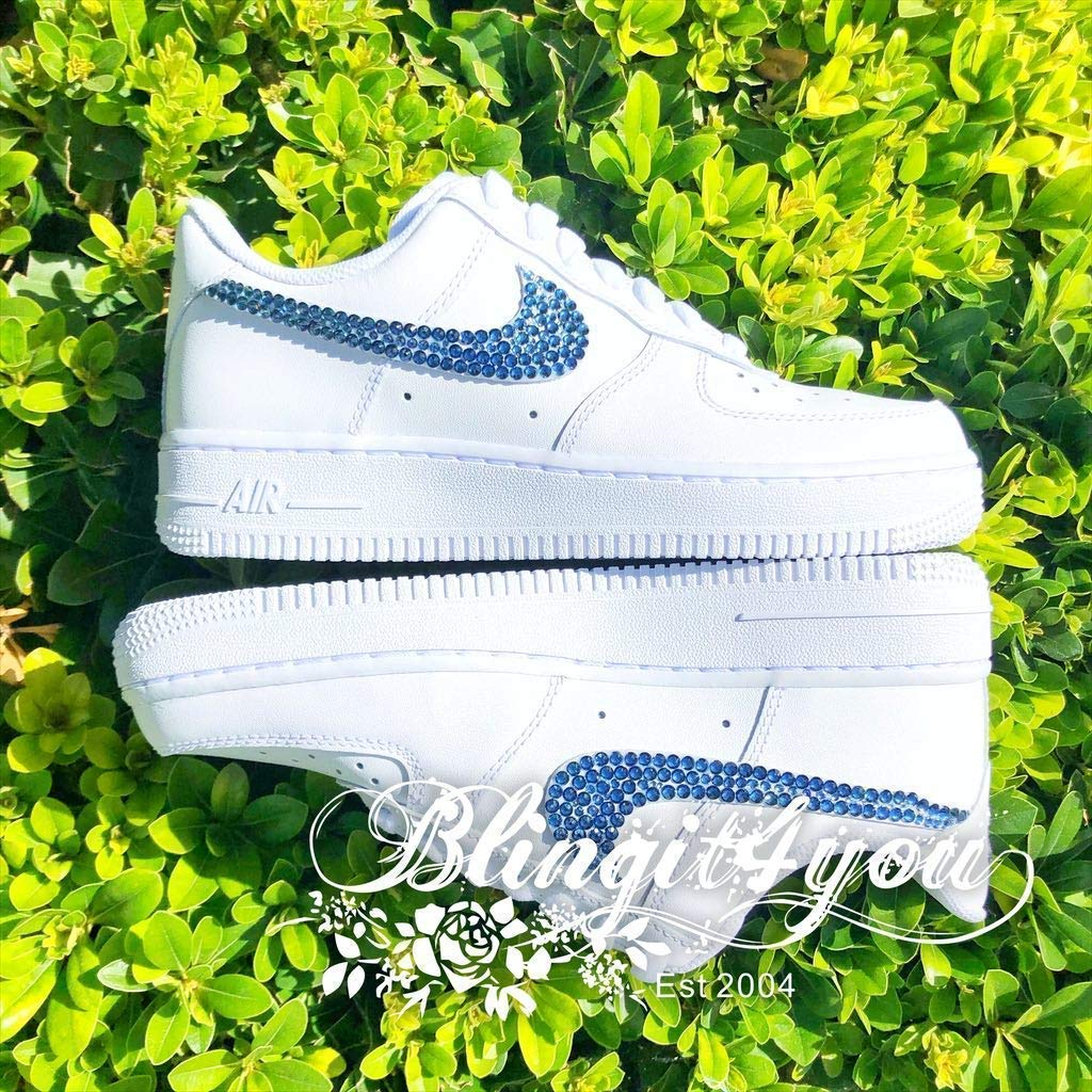 air force 1 bling