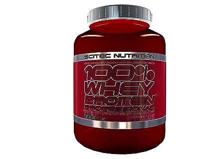 Scitec Nutrition Whey Protein Professional Proteína con Sabor de Fresa - 2350 g