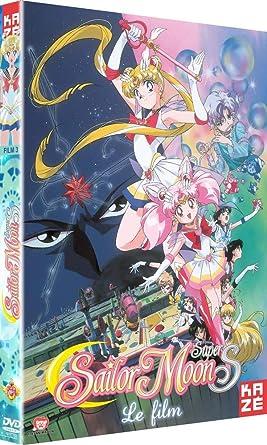 Sailor Moon Super S : Le Film 3 [Francia] [DVD]: Amazon.es: Hiroki Shibata: Cine y Series TV