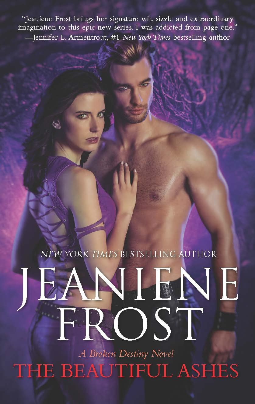 The Beautiful Ashes (A Broken Destiny Novel) by Harlequin Books