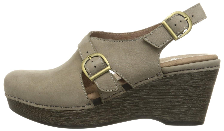 58ead02dac2 Dansko Women s Vinnie Flat  Amazon.co.uk  Shoes   Bags