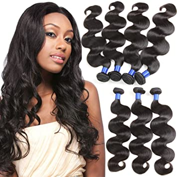 Hair Extensions & Wigs 3/4 Bundles With Closure Trustful Wome #27 Indian Deep Wave Hair 3 Bundles Honey Blonde Color Human Hair With Closure Non Remy Curly Hair Extensions Terrific Value