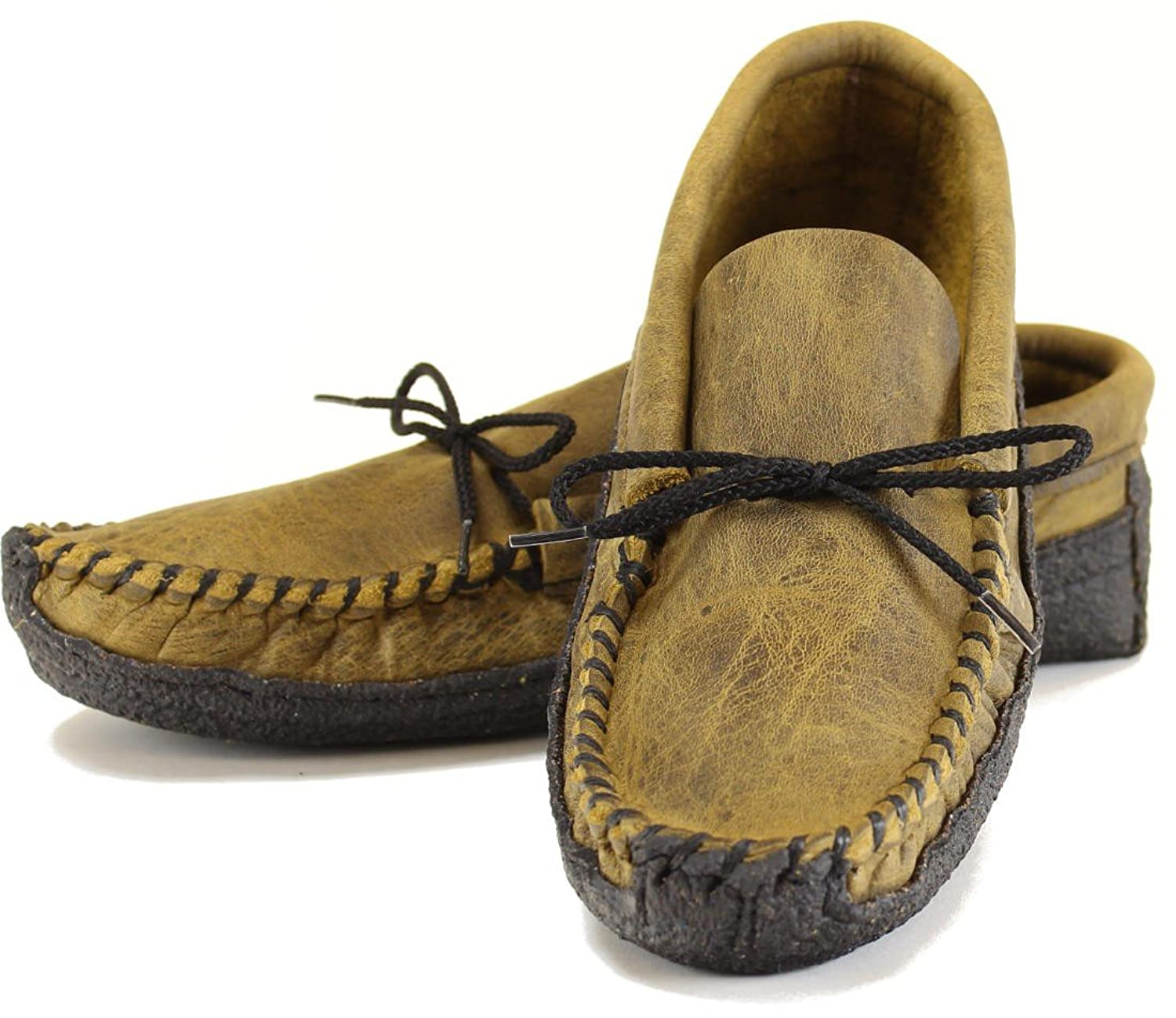 Men's Cota ''Antique Brass'' Moccasin