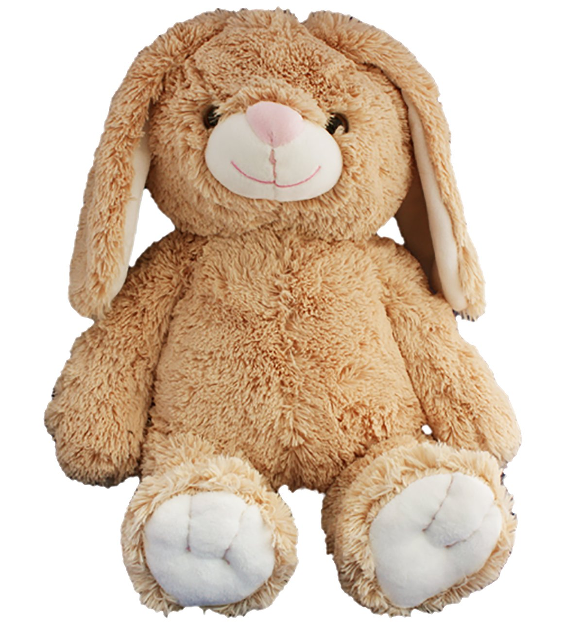No Sew Kit With Cute Backpack! Make Your Own Stuffed Animal Flopsy The Bunny