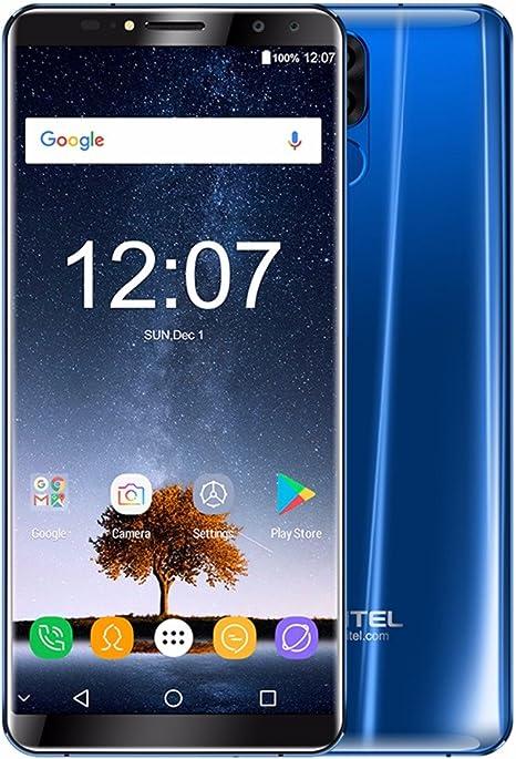 Smartphone Oukitel K6 Face ID Original 6300 mAh 6.0 18: 9 FHD + ...