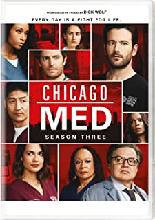 Book Cover: Chicago Med: Season Three