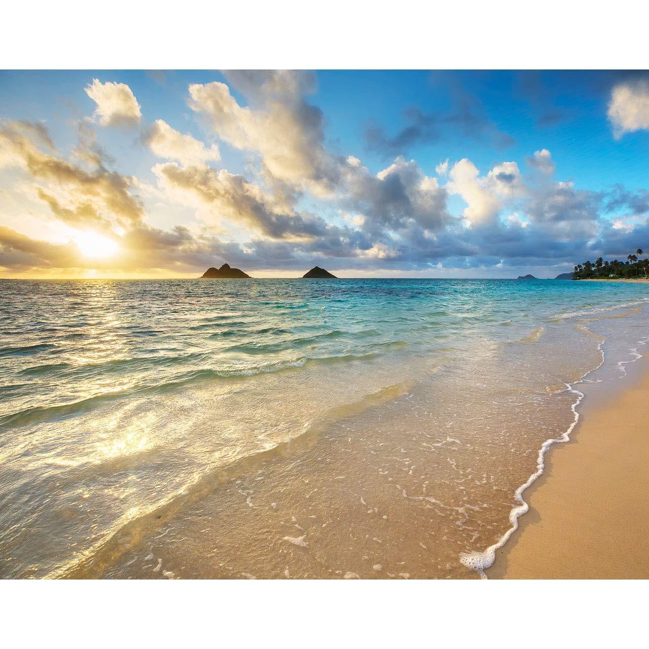 Amazon Com 11x14 Inch Lanikai Beach Photography Hawaii
