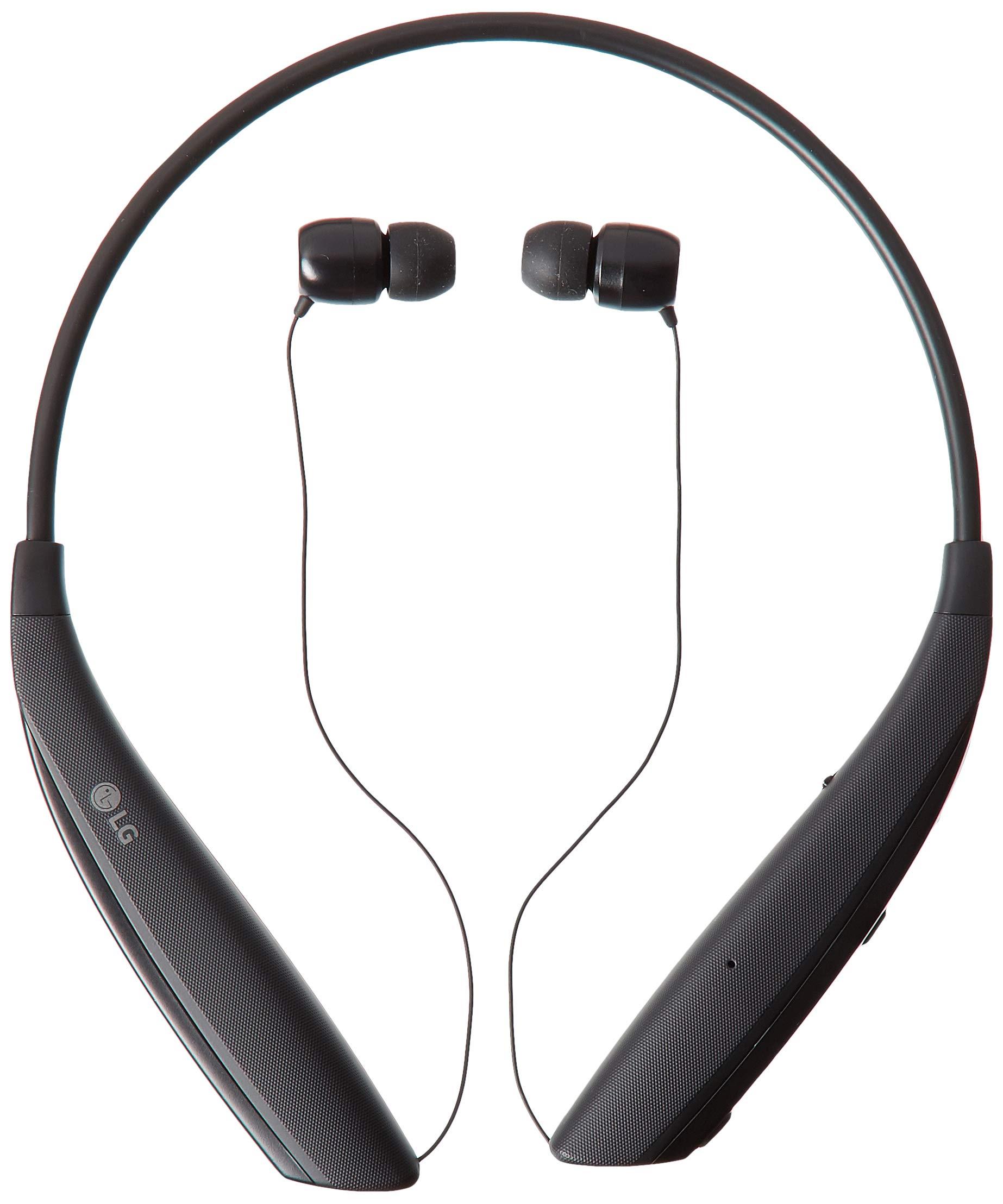 Auriculares Earbuds Inalam. LG Black  BD423