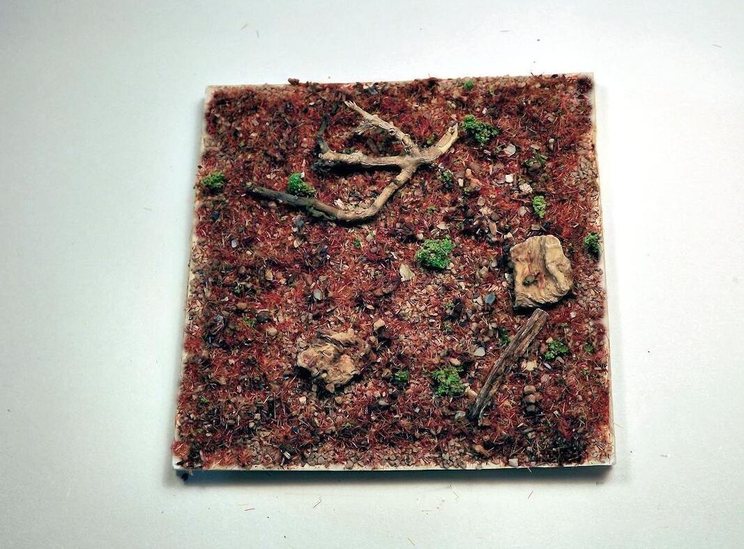 Reality In Scale Baked Desert - Detailed Scatter for Groudwork 80ml #DET09